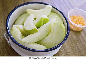 Guava Kim Joo slice whith sugar spicy - Guava Kim Joo slice...
