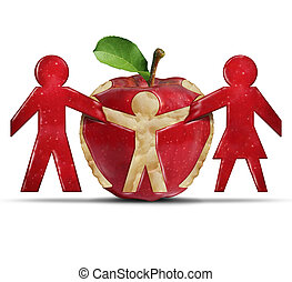 Healthy Eating - Healthy eating and good nutrition as a...