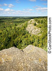 Ely's Peak Near Duluth - View from Ely's Peak Near...