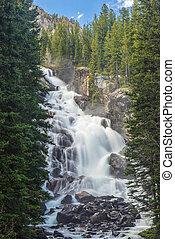 Hidden Falls - Beautifull Hidden Falls waterfall not far...