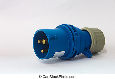 connector - High voltage power connector