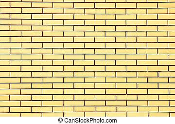 brick wall background - a new brick wall background