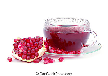 tea pomegranate 02