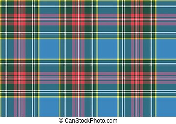 macbeth tartan kilt fabric textile check pattern seamless...