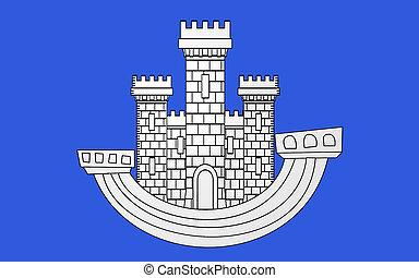 Flag of Saint-Dizier, France - Flag of Saint-Dizier is a...