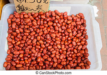 Dried Chinese Dates