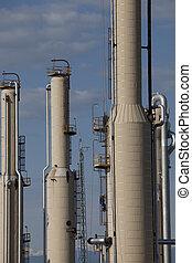 Gas Compressor Plant