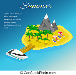 Trip to Summer holidays. Travel to Summer holidays....