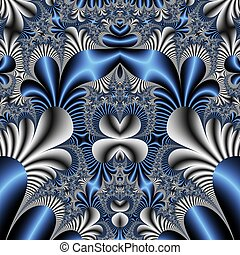 Fabulous seamless background Magical Satin You can use it...