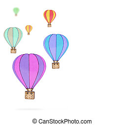 hot air balloon collections  - hot air balloon collections