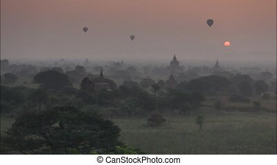 myanmar - air, ancient, architecture, art, asia, background,...