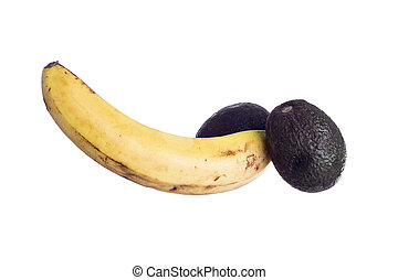 Metaphor of Male Genital - Fruit analogy of a male genital