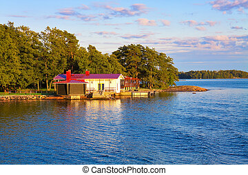 Summer cottage in Finland  - Summer cottage in Finland