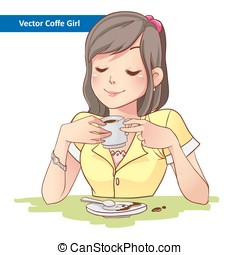 Coffe Break - Available in high-resolution and several sizes...