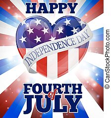 Happy Fourth of July Independence Day - A happy Fourth of...