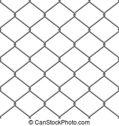 wired fence pattern vector - Available in high-resolution...