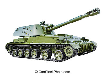 152mm self-propelled howitzer 2S3 quot;acaciaquot; made in...