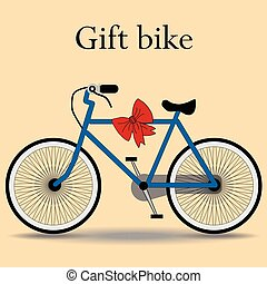 Bike gift active lifestyle sports entertainment for children