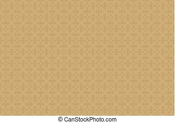 Vector abstract geometric background. Based on ethnic...