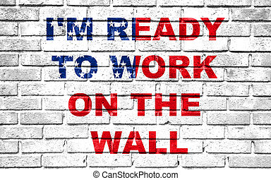usa vote election for 2016, ready to work on the wall...