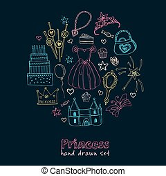 Fairy Tale Princess set