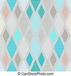 seamless geometric pattern dots