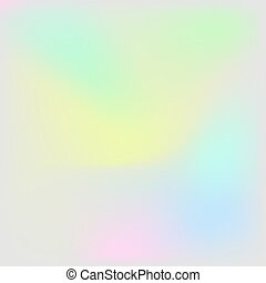 Holographic texture background. Iridescent hologram...