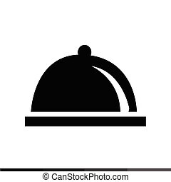 cloche Icon Illustration design