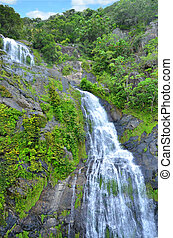 Stoney Creek Falls in Queensland Australia - Stoney Creek...