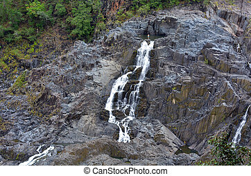 The Barron Falls Queensland Australia - The Barron Falls a...