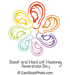 World Hearing Day - Deaf and hard of hearing awareness day