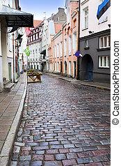 Tallinn,  hou, viejo,  Estonia, ciudad