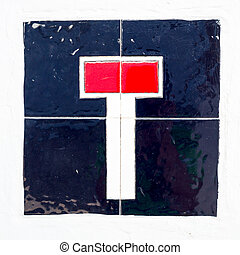 tiled traffic signal