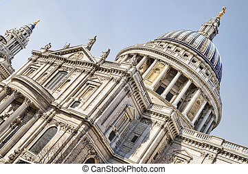 St. Paul\'s Cathedral, London.