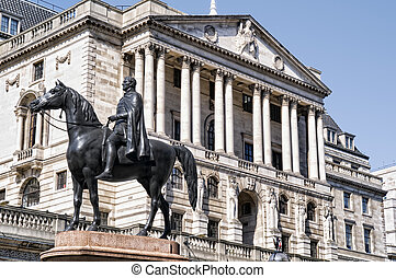 Bank Of England City of London