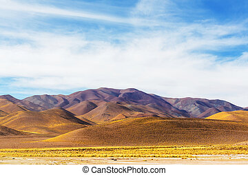 Northern Argentina - Scenic landscapes of Northern Argentina