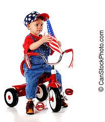 americano, admiração