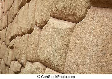 ściana,  Inca,  peru,  Cuzco