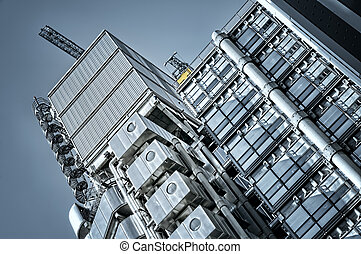 The Lloyds Building - The Lloyds Building also known as The...