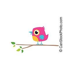 cute little bird