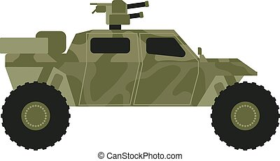 Military jeep vector - Jeep army vector and military jeep...
