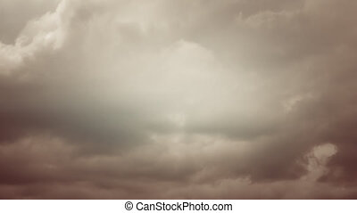 clouds in the sky, abstract background