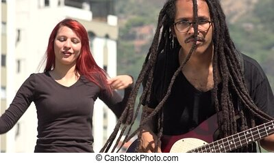Reggea Music Group Duo