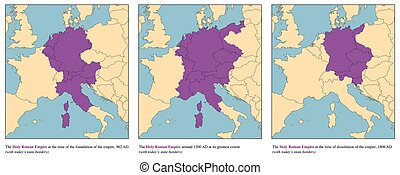 Holy Roman Empire History Rise Fall - Holy Roman Empire -...