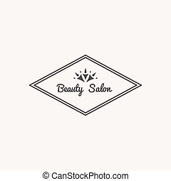 Vector asian logo template - Asian health and beauty logo...