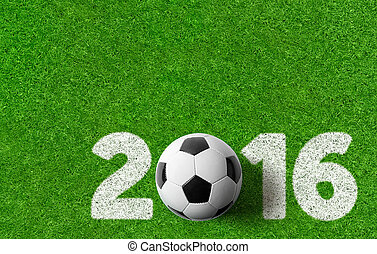 Football background 2016