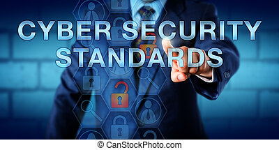 Investigator Pushing CYBER SECURITY STANDARDS - Investigator...