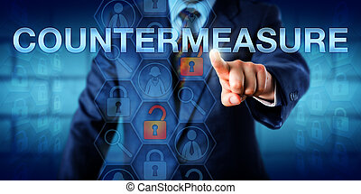 Manager Touching COUNTERMEASURE - Enterprise manager is...