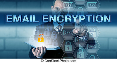 Security Director Pushing EMAIL ENCRYPTION - Security...