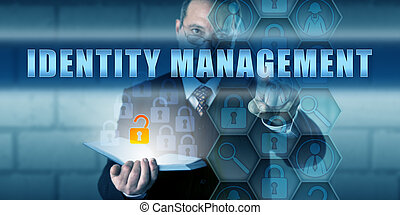 Manager Pushing IDENTITY MANAGEMENT - Manager pushing...